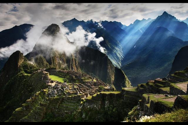 machu picchu folktales imperio inca